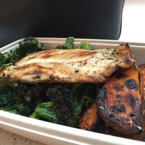 Little Beet Grilled Chicken and Kale